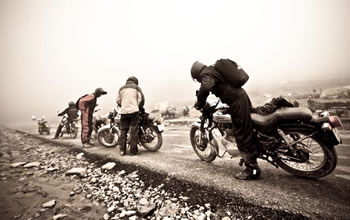 Royal Moto Touring a specialist company for motorcycle tours in himalaya